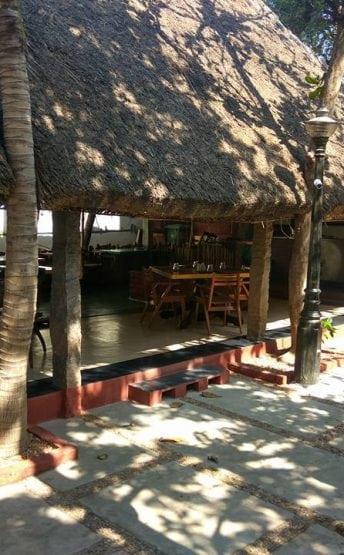 Pudacherry cafe